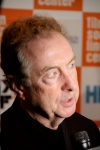 ex-Python Eric Idle, who appears in George Harrison