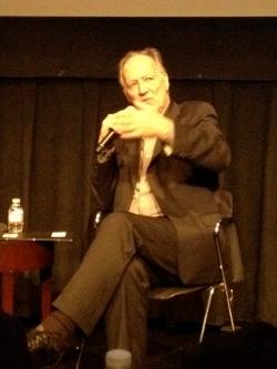 Werner Herzog at BAM